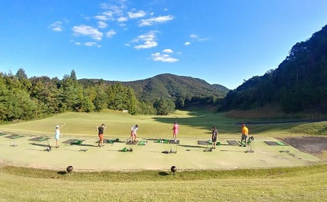【Golf Tour】 4 nights 3 Rounds in relaxing Iseshima (incl Ise Jingu +Shopping in Nagoya)