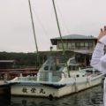 【海女ツアー】船で周遊&漁見学&釣りBBQ