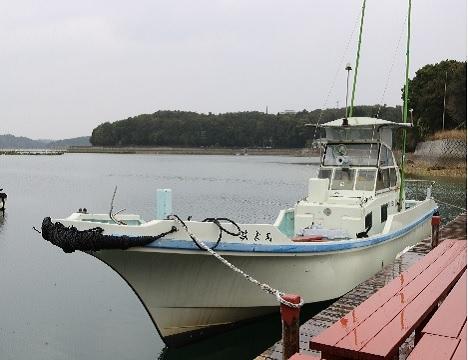 賢島港から船でお出迎えいたします。